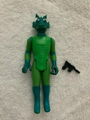 1977 Kenner Greedo Star Wars A New Hope Complete Hong Kong