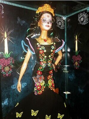 Barbie Dia De Los Muertos Doll 2019 Day of The Dead Barbie IN HAND READY TO SHIP