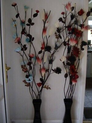 Tall Artificial Mixed Flower 6 Foot Stems For Market/Car Boot 800-1,200 Pieces