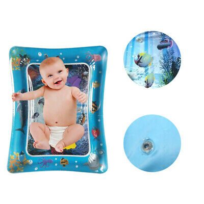 Inflatable Baby Water Play Mat for Kids Child Infants Funny Soft Cushion 66*50cm