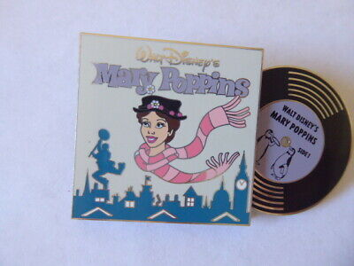 Disney Trading Pins PIN OF THE MONTH VINTAGE VINYL MARY POPPINS