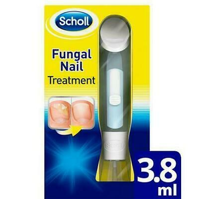 SCHOLL Fungal Nail Treatment  HIGHLY EFFECTIVE KILL FUNGUS 99.9% (3.8ml )