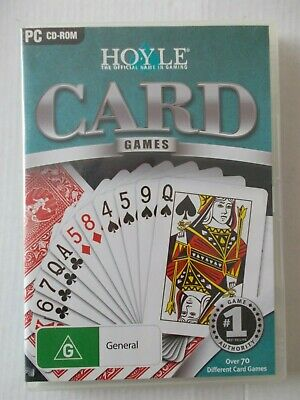 - Card Games [Pc Cd-Rom] 70 Different Card Games (Brand New)