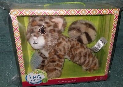 American Girl Lea's Margay Cat NEW in AG Packaging***