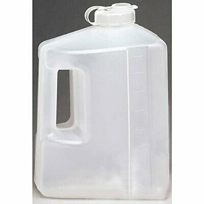 Arrow Plastic 00154 Store Keepers Refrigerator Bottles, 1 Gallon (Pack of 6)