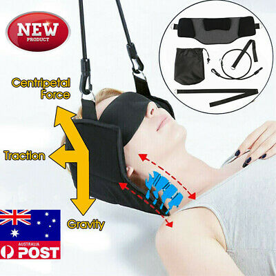 Head Hammock Cervical Traction Stretcher Neck Massager Tools Pain Relief Support