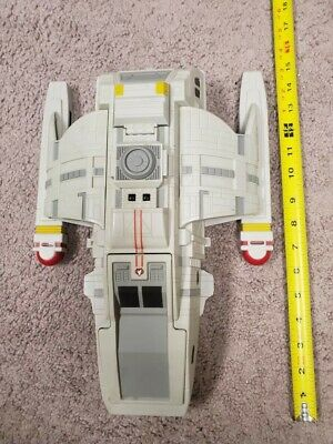 Playmates 1994 Star Trek USS Orinoco Runabout works