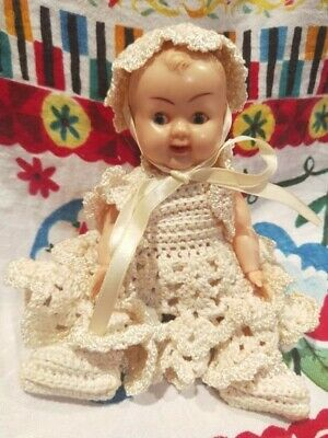 "RARE 8"" Kader Doll OK Sleep eyes B3571/2 -2"