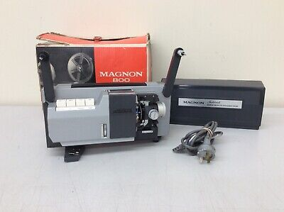 Vintage Retro Antique Mignon Instdual IQDLS Movie Dual Precision 8mm Projector