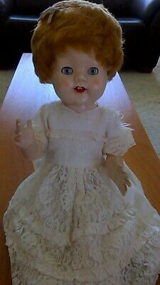Antique Vintage Walking Doll