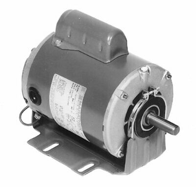 Marathon B207 Blower Belted Motor, 48Y Frame Reversible, 1/3 hp, 115V, 1725 rpm