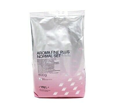 Dental Impression Material Alginate GC Aroma Fine plus normal set 500g pack