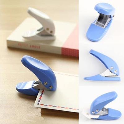 Circle Scrapbooking Card Hole Mini Craft Punch Paper Punches