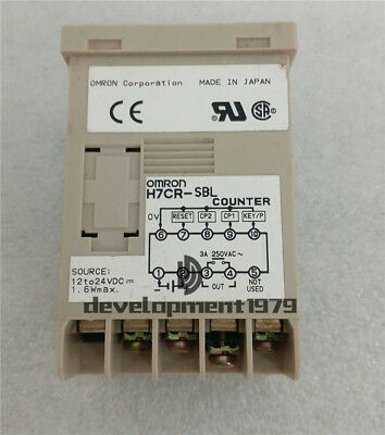 OMRON H7CR-SBL COUNTER USED tested