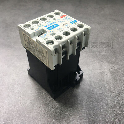 1PCS Mitsubishi Electric SD-Q11 Magnetic Contactor 24VDC USED