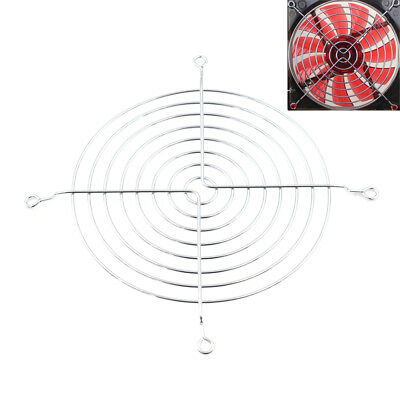 140mm 5.5 Inch Computer AC DC Fan Grill Metal Wire Finger Guard Protector HTBFA