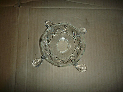 Vintage Style Crystal Chandelier Bobeche Cups Parts
