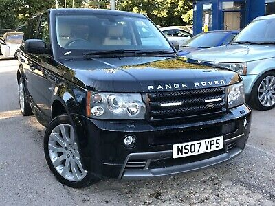 2007 Range Rover Sport 4.2 V8 Supercharged - Hst Kit ***Immaculate Car** Nicest