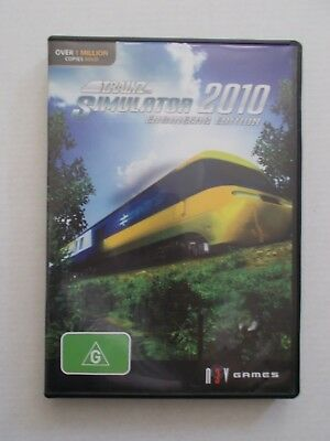 - TRANS SIMULATOR 2010 [2 PC CD-ROM's] ENGINEERS EDITION [AS NEW] OZ SELLER