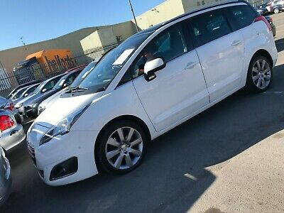 2016 Peugeot 5008 1.6 Bluehdi Allure - 1Owner, 7 Stamps, 7 Seats, Priv Glass