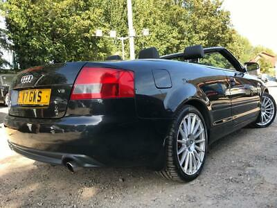 2005 Audi S4 4.2 V8 Quattro Manual - 74K Mls, Satnav, 1/2Leather, Alloys, P/Sens