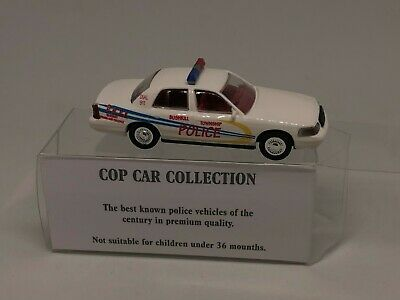 1:87 H0 Ford Crown Victoria Cop Car Collection US Highway State Trooper Wyoming