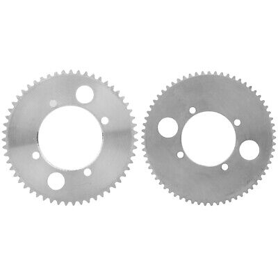 65 Teeth/55 Teeth Rear Chain Sprocket for Electric Scooter Fit for 25H Chains