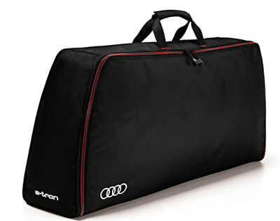 Genuine Audi e-tron storage bag for charging cable