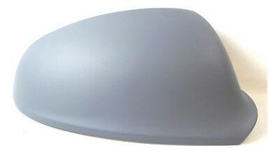 Astra J Mk6 2010 Door Wing Mirror Cover Primed O//S Drivers Side Right