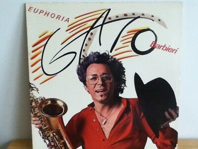Gato   Barbieri             Lp        Euphoria  , Theme  From Firepower