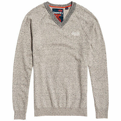 Superdry Orange Label Cotton Herren Pullover