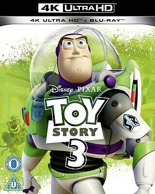 Toy Story 3 (4K Ultra HD + Blu-ray) [UHD] RELEASED 21/10/2019