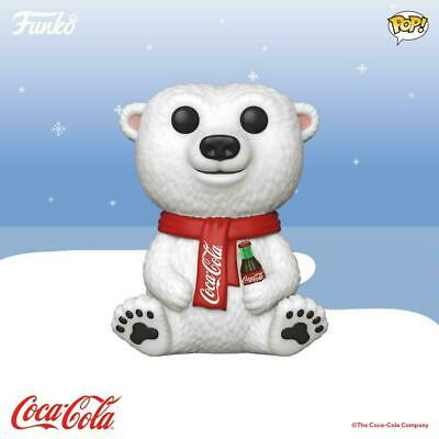 Funko Pop! Ad Icons Coca Cola Bear New In Stock Ready to Ship!