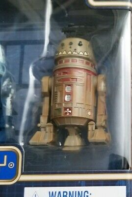 Star Wars Droid Factory R5-98 Disney Parks Exclusive Figure blue R2-D2 Clone