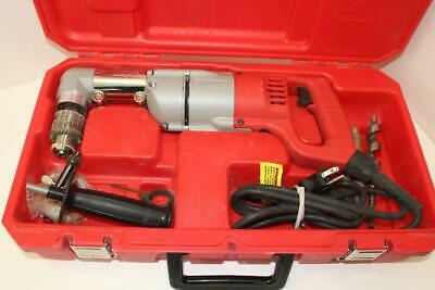 Milwaukee 48-06-2871 Right Angle Drill in Hard Case!