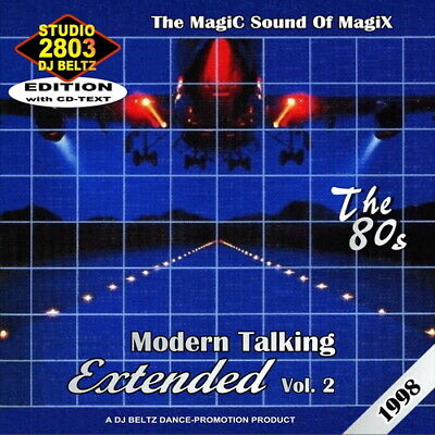 #YS322A - MODERN TALKING - Extended Vol. 2 (DJ Beltz)  /1CD (BLUE SYSTEM)