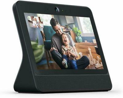 Portal From Facebook Smart Hands-Free Video Calling with Alex Built-in Brand New