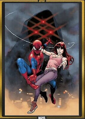 Topps Marvel Collect DIGITAL Comic Book Day Gold Cover - Spider-Man #1