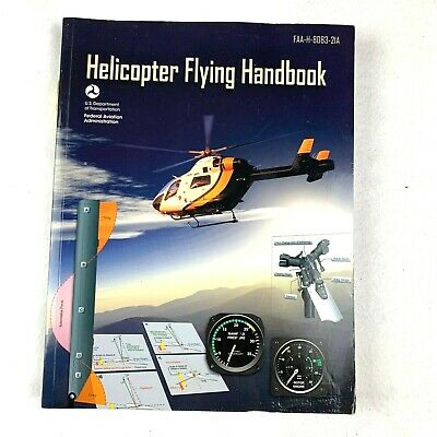 Helicopter Flying Handbook Faa-H-8083-21A
