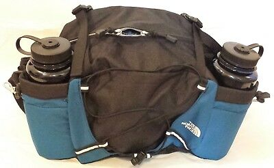 Vintage The North Face TNF Lumbar Pack (includes two new Nalgene bottles)