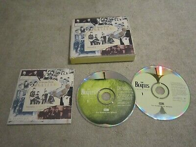 The Beatles CD,anthology ,2 disc's and booklet