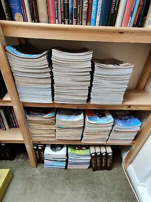 Metal Detecting Magazines. Complete Set Of Searcher & Treasure Hunting Magazines