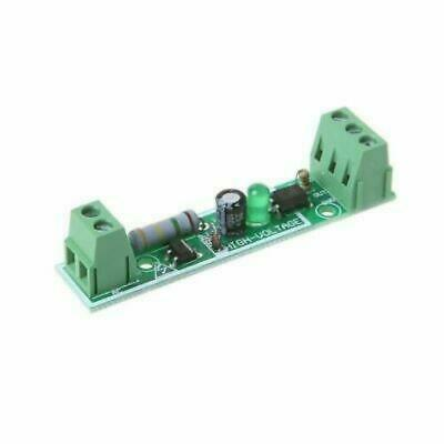 Optocoupler Isolation AC 220V Module Voltage Detect Board Adaptive for PLC 1-Bit