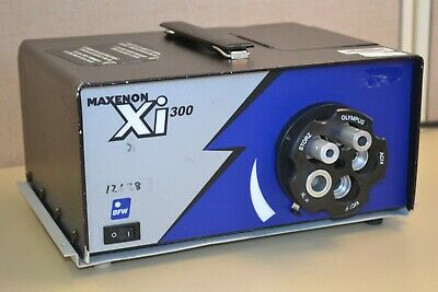 Maxenon Xi-300 Light Source Fiber Optic Illuminator