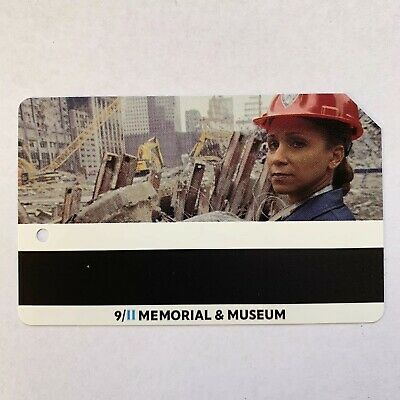 9/11 #3 Metrocard - Expired in Mint Condition *Collectible Item*