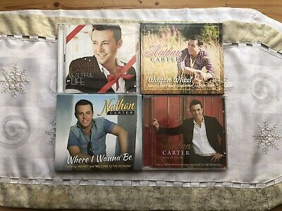 4 New Nathan Carter Albums