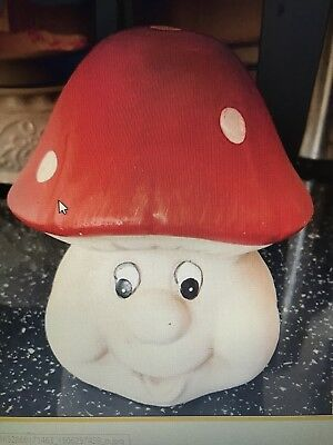Latex Mould for making this Cute Toadstool