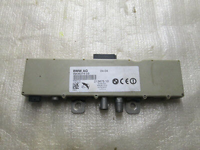 Bmw E46 Antenna Booster Diversity Amplifier