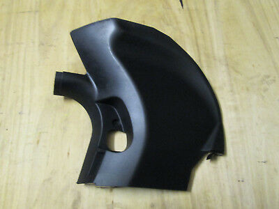 BMW 3 Series E46 Compact Mount Lateral Bumper Front Right O//S Black 8252798