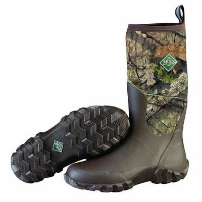 NEW Muck Boots Woody Blaze Cool Snow Rain Boot - Mossy Oak Country- Men or Women